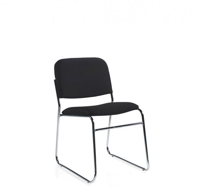 Black Stack Chair CHR000130