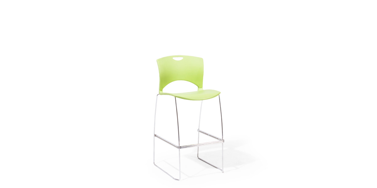 Green Bar Stool CHR006394