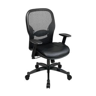 Black Mesh Task Chair CHR007002