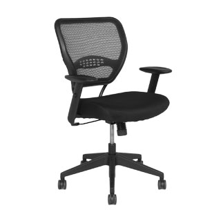 Black Mesh Task Chair CHR010693