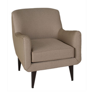 Olive Beige Club Chair CHR011653