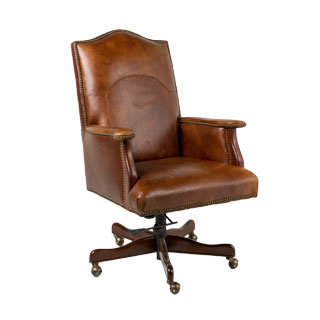 Tan Leather Executive Chair CHR012013
