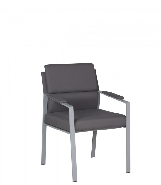 Grey Fabric Guest Chair CHR012128