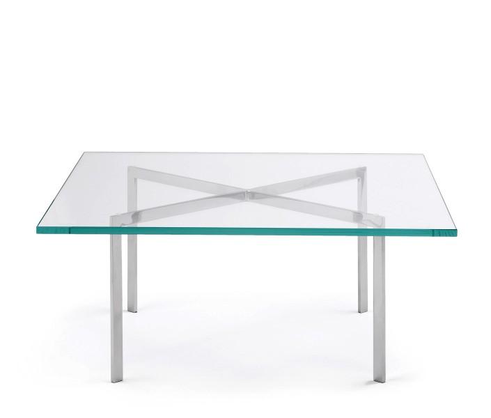 42''w x 42''d Glass Coffee Table TBL007291