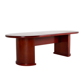 "96""w x 42""d Cherry Conference Table TBL011059"