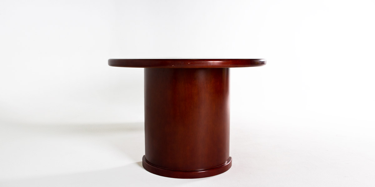 """96""""w x 42""""d Cherry Conference Table TBL011059"""