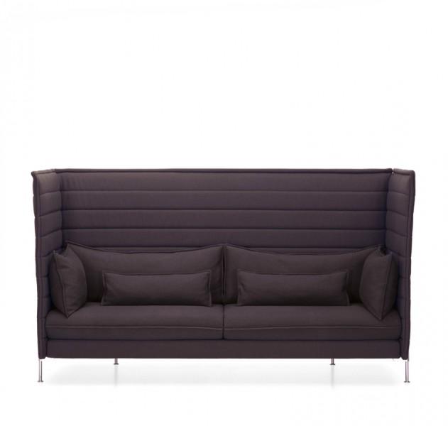 Alcove High-Back Sofa