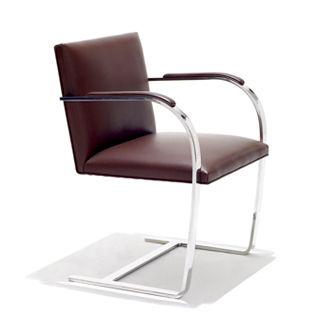 Flat Bar Brno Side Chair