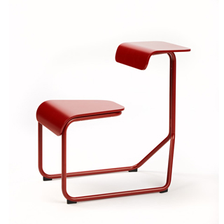 The Knoll Toboggan Chair by Antenna Design