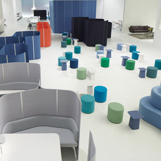 Vitra Introduces New Products and Concepts at Orgatec 2012