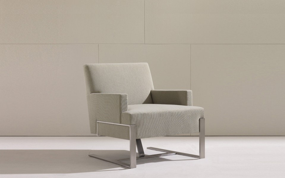 Fine Line Lounge Chair