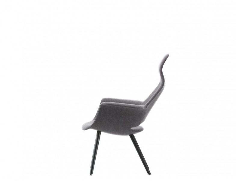 Organic Highback Chair