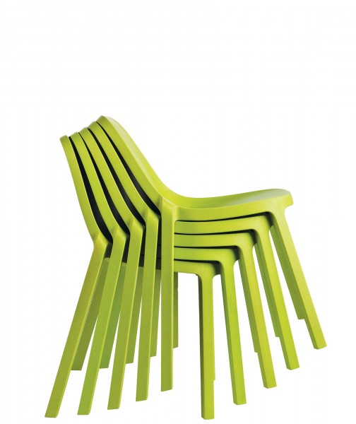 Broom Stacking Chair
