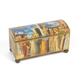 """6""""h Decorative Box ACC000694"""