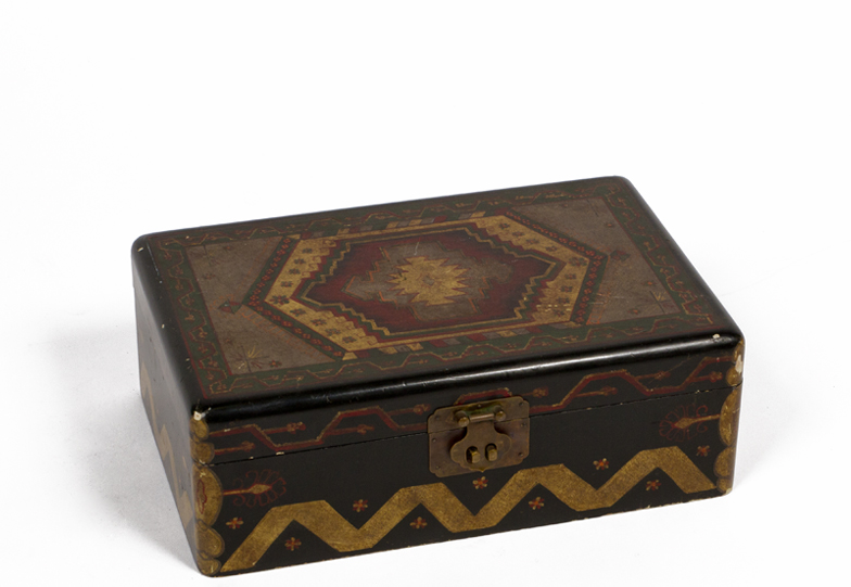 "5""h Decorative Box ACC001216"