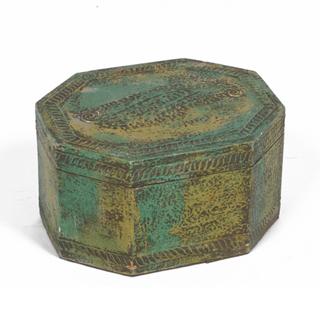 """6""""h Decorative Box ACC001382"""