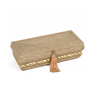 "4.5""h Wooden Box ACC001398"