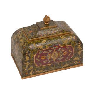 "11""h Ceramic Jewelry Box ACC008378"
