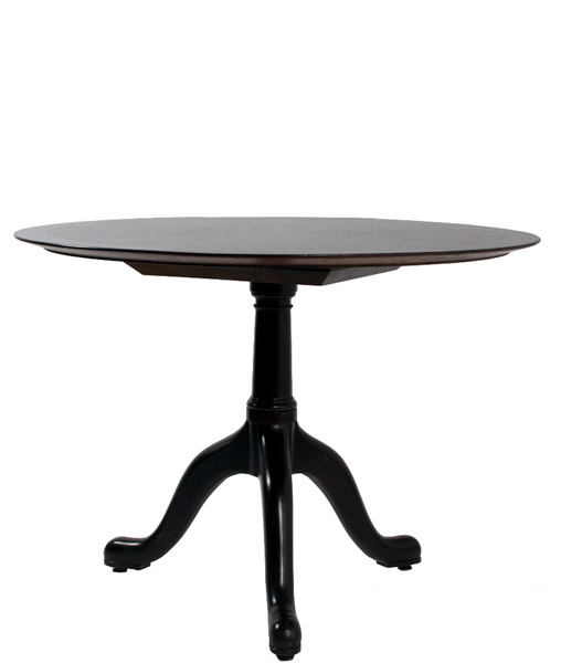 Mahogany Round Table (qty:1) TABLE107