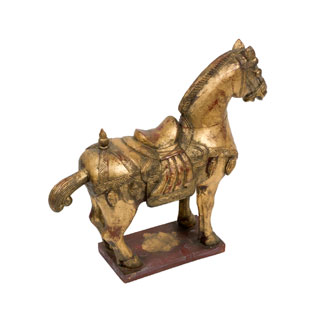 "21""h Gold Statue ACC000582"