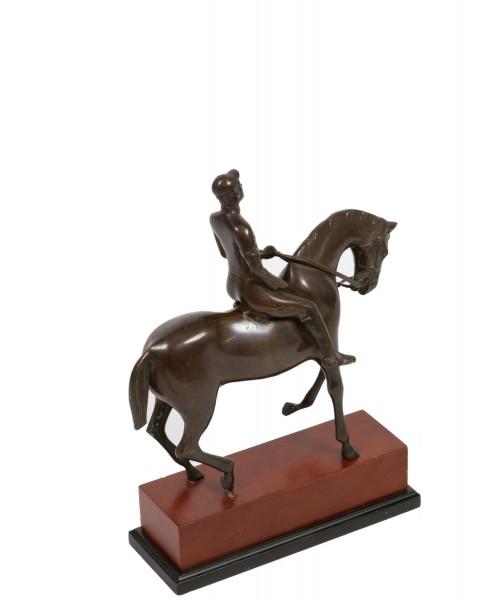 """15""""h Bronze Statue ACC000616"""