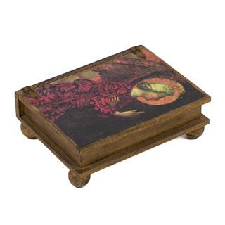 """3.5""""h Decorative Box ACC000695"""