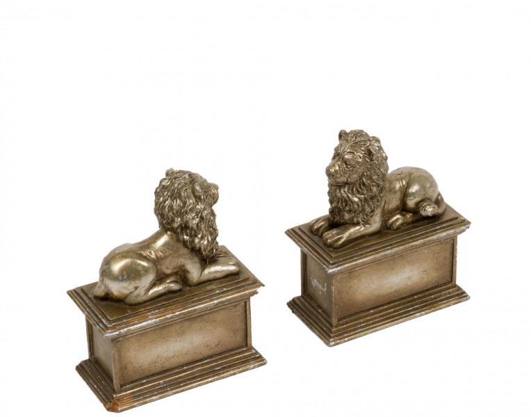 "9""h Bronze Bookends ACC000829"