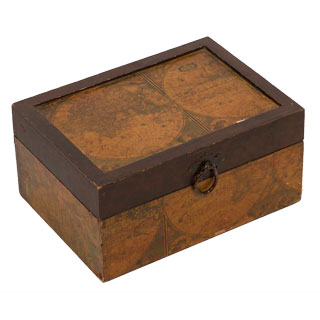 "5""h Decorative Box ACC001607"