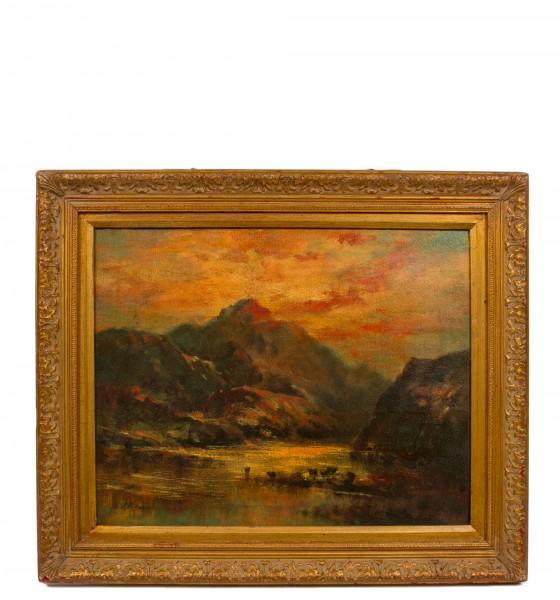 "25.5""w x 21.5""h Landscape Art ART002173"