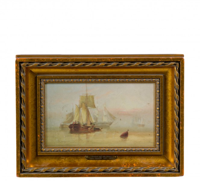 "15.5""w x 11.25""h Nautical Art ART002467"