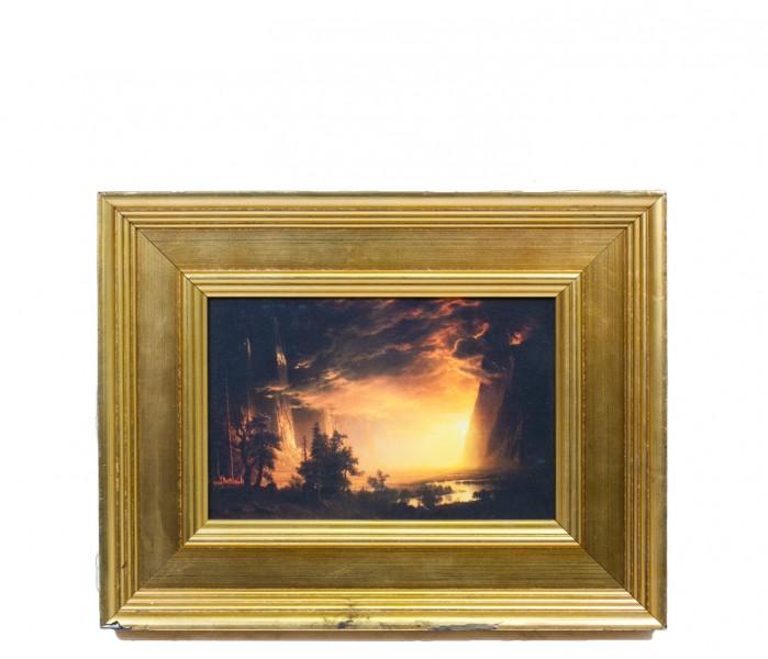 "18.5""w x 14.5""h Landscape Art ART009787"