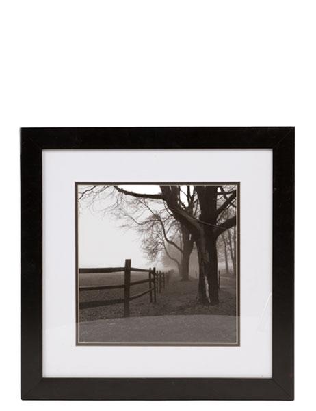 "19.75""w x 19.75""h Black + White Art ART010571"