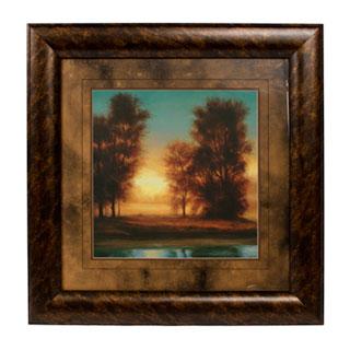 "34.25""w x 34.25""h Landscape Art ART011365"