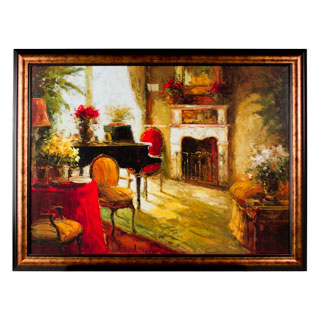 """55""""w x 43""""h Indoor Art ART012787"""