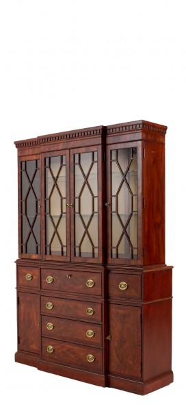 "60""w x 16""d Traditional Medium Cherry Buffet HUT007922"
