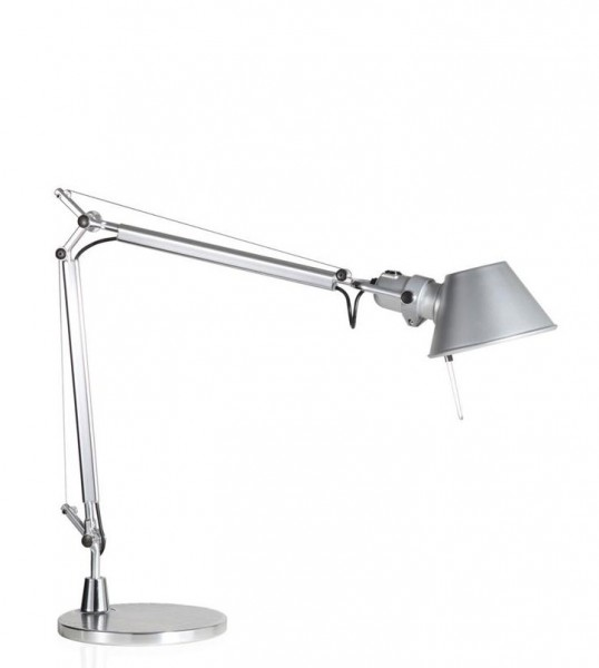"24""h - 48""h Polished Chrome Task Lamp LGT010691"