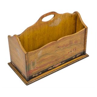 Wooden Magazine Holder Rental MIS008799