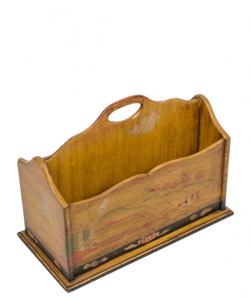 Wooden Magazine Holder Rental MIS008799