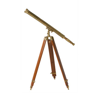 "36""h Brass Telescope ACC002087"