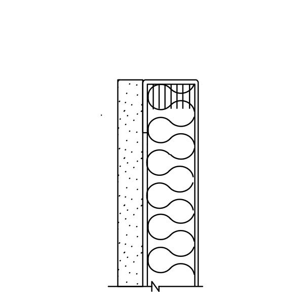 Brick Veneer Wall Section