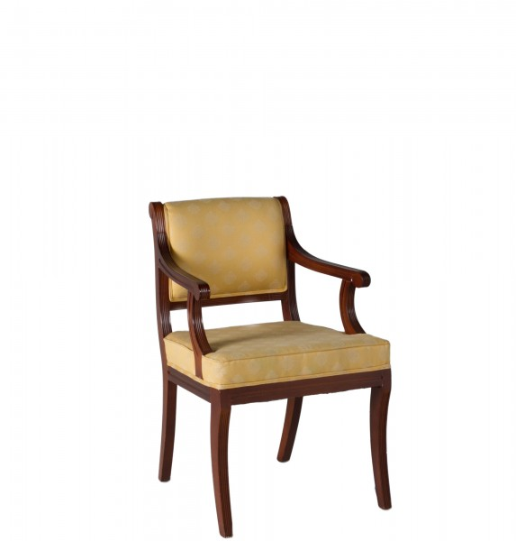 Mahogany Guest Chair CHR000944