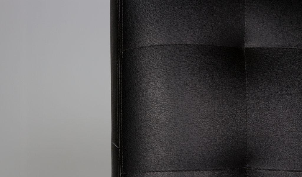 Black Vinyl Executive Hi-Back Swivel Chair CHR007254
