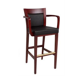 Mahogany Bar Stool CHR011257