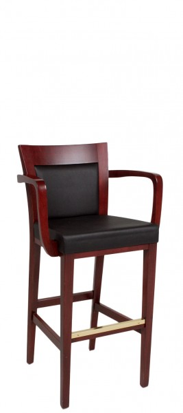 Mahogany Bar Stool CHR011257