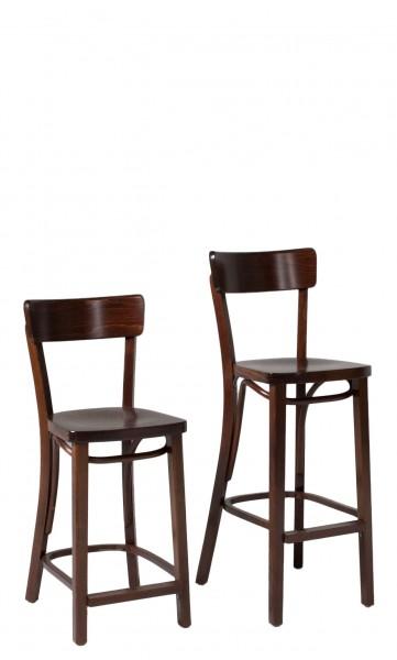 Walnut Bar Stool CHR012188