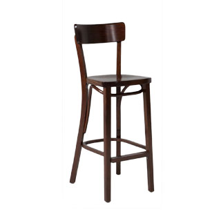 Walnut Bar Stool CHR012188