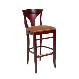 Mahogany Bar Stool CHR012682