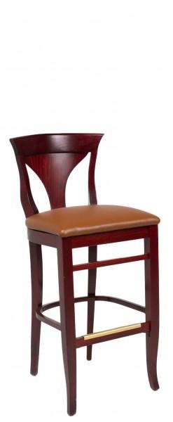 Mahogany Bar Stool CHR012682