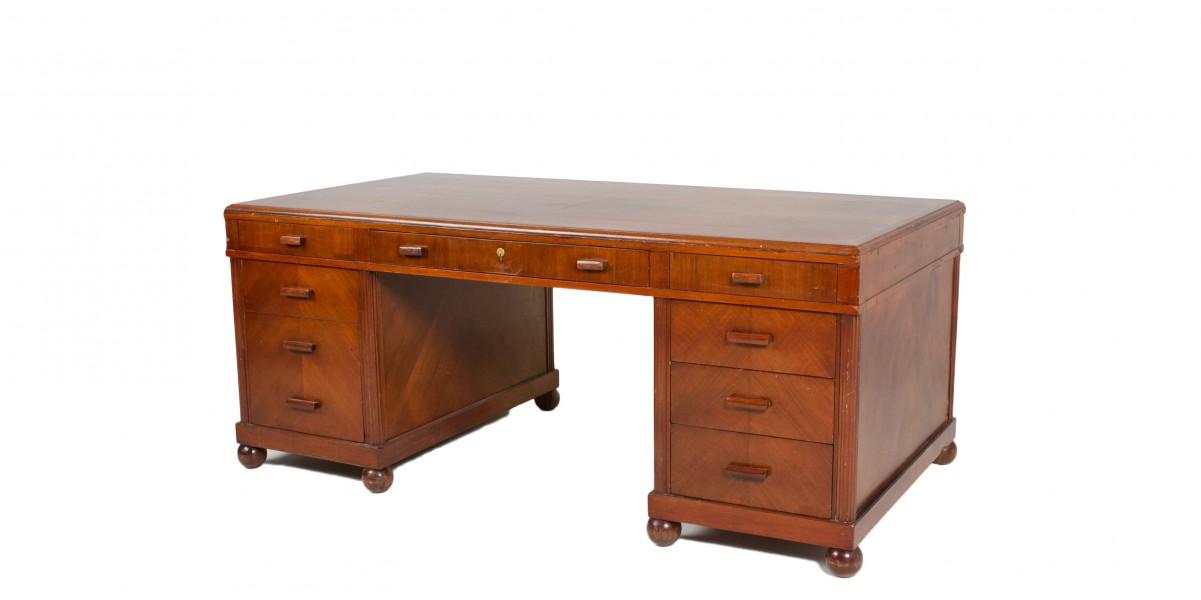 "72""w x 38""d Medium Cherry Desk DSK012641"
