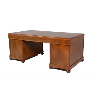 "72""w x 38""d Medium Cherry Desk DSK012641"